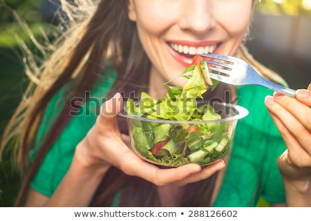 Tooth Health And Food Stock photo © Lightsource