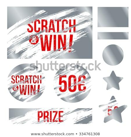 scratch card stock photo © smoki