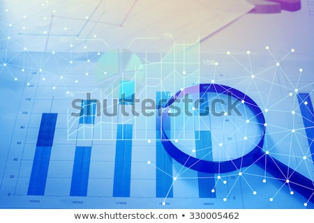 Analytics business gegevens documentatie bedrijf informatie Stockfoto © robuart