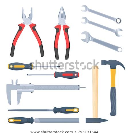 mecânico · mãos · mecânica · homens - foto stock © simazoran