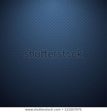 abstract dark blue carbon fiber texture pattern background Stock photo © SArts