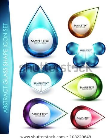 ハイテクハイテク 石 webアイコン ユーザー インターフェース ストックフォト © ayaxmr