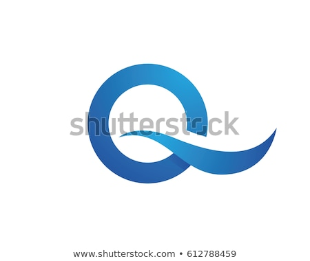 Abstract icons for letter Q Stock photo © cidepix