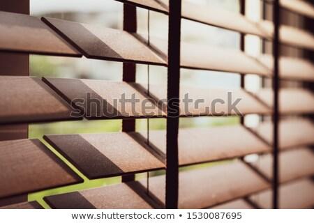 ベニスの 工場 窓 壁 古い ストックフォト © Kacpura