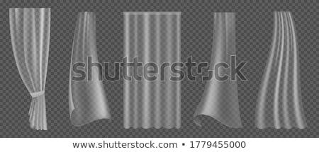 silk drape Stock photo © M-studio