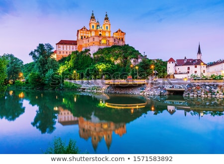 bajar · Austria · edificio · viaje · arquitectura · historia - foto stock © phbcz
