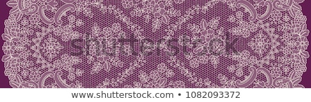 Stock photo: Abstract Floral Decorative Vertical Background Vector Illustrati