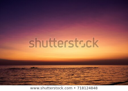 町 砂 太陽 海 砂の城 ビーチ ストックフォト © kornienko