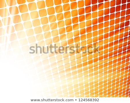 abstract · 3D · techno · eps · vector · bestand - stockfoto © beholdereye