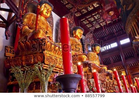 Японский · путешествия · красный · Бога - Сток-фото © billperry