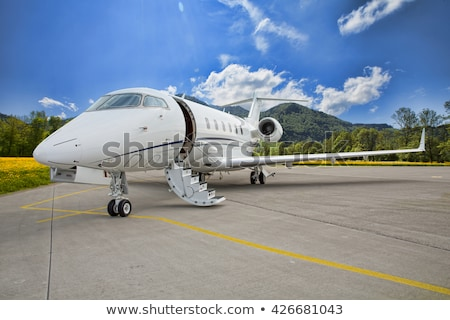 LearJet Stock photo © Editorial