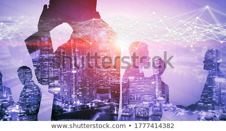 Employment. Business Background. Stock photo © tashatuvango