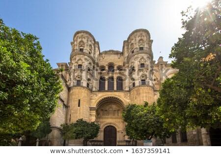 собора малага Испания город искусства путешествия Сток-фото © Nejron