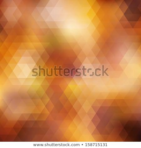 abstract · particelle · 3D · forme - foto d'archivio © orson