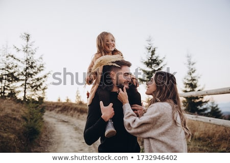 Couple in countryside Stock photo © monkey_business