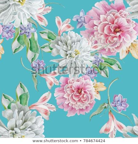 Florescer macro tiro natureza folha beleza Foto stock © trala