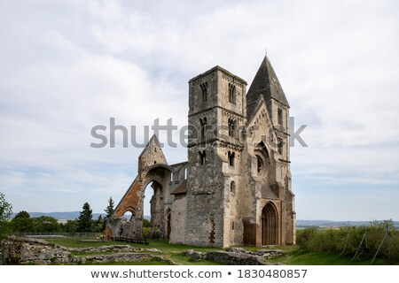 Late-Romanesque church Stock photo © hraska