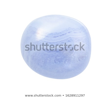 polished translucent agate Stock photo © pixelman