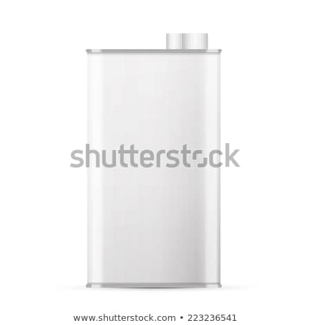 Olive oil can with blank space for general purpose Stock photo © netkov1