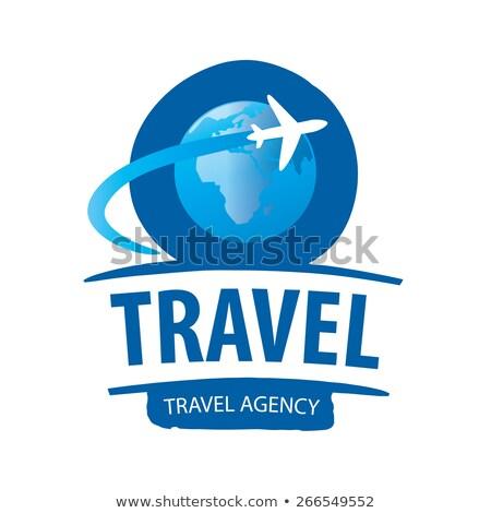 repülőgépek · vektor · illusztrációk · háború · utazás · repülőtér - stock fotó © blaskorizov
