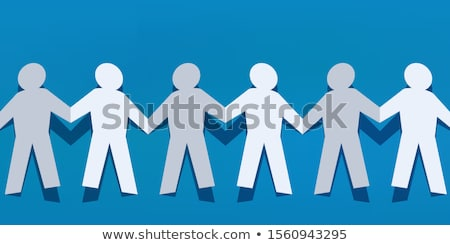 business people chain Stock photo © Paha_L