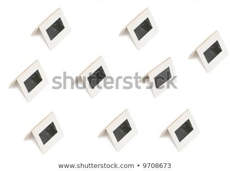 lots pairs of slides 2 stock photo © paha_l