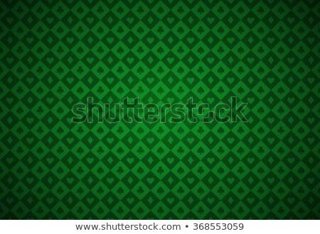 緑 ポーカー テクスチャ カード シンボル ストックフォト © liliwhite