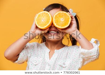fruits for kids Stock photo © bernashafo