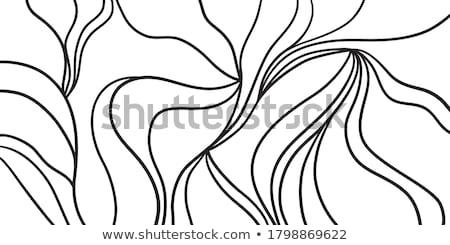 sand wavy background stock photo © imaster