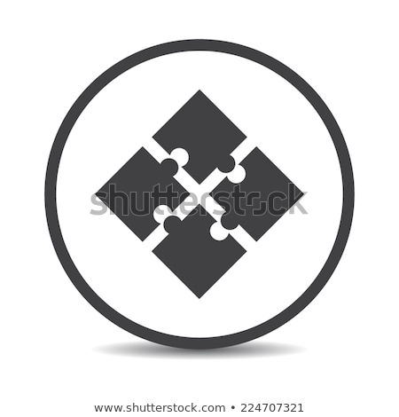 order processing icon grey button design stock photo © wad