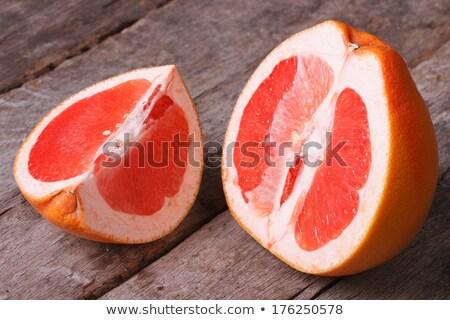 rojo · pomelo · blanco · aislado · grupo - foto stock © ozgur