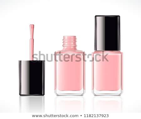 Nail polish on stand Stock photo © RuslanOmega