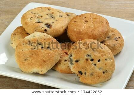 biscuits · voedsel · zoete · Italiaans - stockfoto © monkey_business