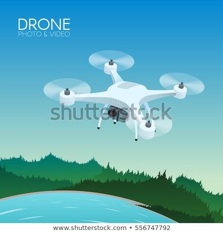 пропеллер · спорт · свободу · лет · свободный · самолета - Сток-фото © robuart