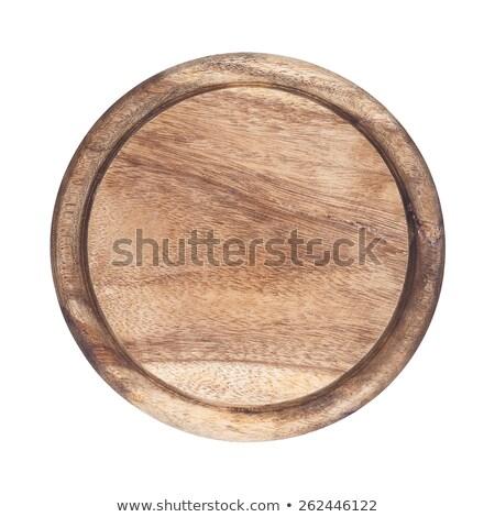 ножом · белый · продовольствие · древесины · промышленных - Сток-фото © d_duda