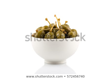 bessen · schotel · gekookt · witte · voedsel · vruchten - stockfoto © digifoodstock