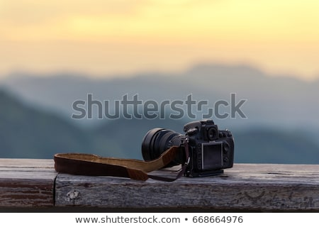travel memories concept stock photo © shai_halud