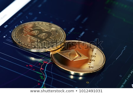 Ethereum and Bitcoin Stock photo © stevanovicigor