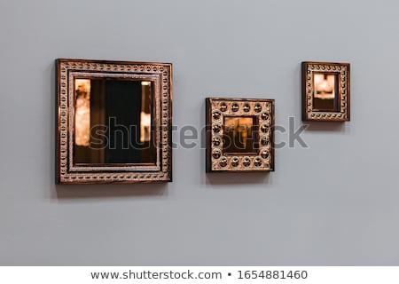 Piazza vuota cornice muro classico Foto d'archivio © make