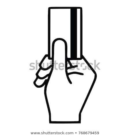 мобильных оплата кредитных карт онлайн купить икона Сток-фото © Winner