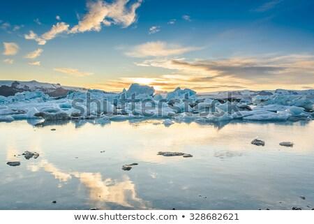 reizen · landschap · natuur · toeristische · man - stockfoto © maridav