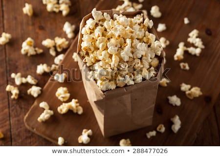 Stock photo: Sweet Kettle Corn