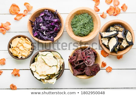 Herb Soup Stock photo © joker