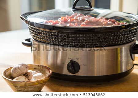 Slow Cooker stock photo © kitch
