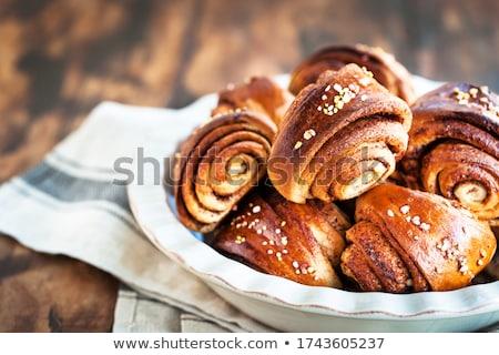 Finnish pastries Stock photo © Stocksnapper