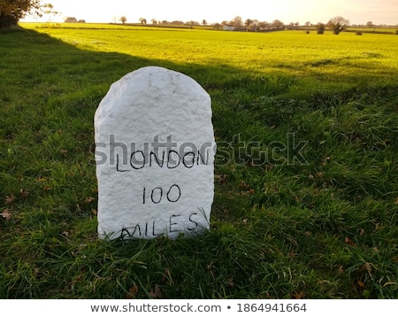 Rural grave marker. Stock photo © iofoto