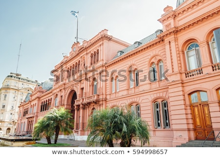 Буэнос-Айрес Аргентина дома здании город путешествия Сток-фото © elxeneize