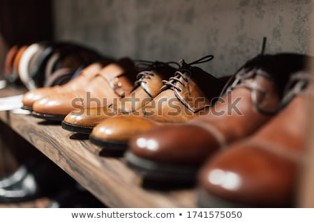 Stylish Shoes Stock photo © timbrk