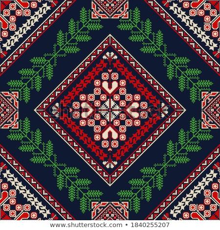 румынский красивой брюнетка Бикини Top Сток-фото © disorderly