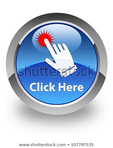 cursor · winnen · witte · hand · groene - stockfoto © tashatuvango